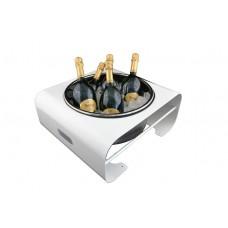 426166 Подставка с ёмкостю для шампанского Inventivo, 500х500х210 мм Fine Dine