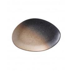 774793 Тарелка натуральной формы Moon 330 мм Fine Dine