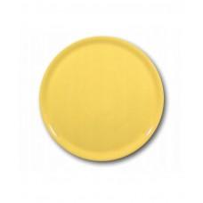 774861 Тарелка для пиццы Speciale, 330 мм - желтая Hendi