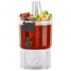 Купить с доставкой Диспенсер для напитков настольный на 6,6л BD6.6L One Chef