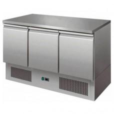 Холодильный стол профессиональный SRH S903S/S TOP Rauder