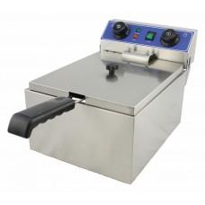 Профессиональная электрическая фритюрница EWT INOX EF131