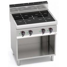 Профессиональная индукционная плита Bertos E7P4M/IND