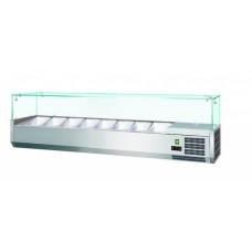 Витрина холодильная (витрина для топинга) SRV 2000/330 Rauder