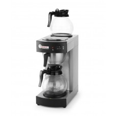 208304 Кофеварка проточная, 1,8 л, 200x385x430 мм Hendi