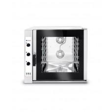 225554 Пароконвектомат 7x GN 1/1 - электрический, ручное управление Hendi