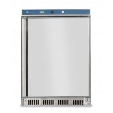 232590 Шкаф морозильный Budget Line 120 из нерж. стали Hendi