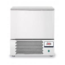 235119 Шкаф шоковой заморозки NANO 7x GN 1/1, 750x740x1260/1290 мм Hendi