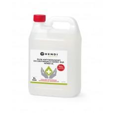 Купить 237304 Противовирусная жидкость для дезинфекции кожи рук Hendi 5L Hendi (Хенди)