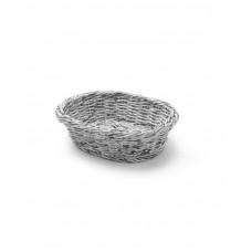 Купить 426616 Корзина для хлеба круглая серая 250x190x(H)65 mm Hendi (Хенди)
