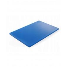 825624 Доска разделочная HACCP 600x400х20 мм - синяя Hendi