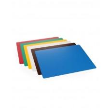 826300 Подкладки для резки HACCP, в наборе по 6 шт., 380x305x1,4 мм Hendi
