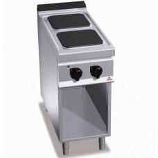 Плита электрическая профессиональная Bertos E9PQ2M
