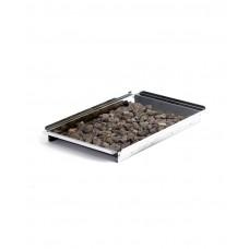 145777 Решетка для лавового камня 630x500 мм Hendi