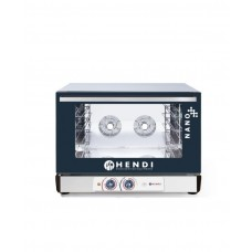 223345 Конвекционная печь с пароувлажнением HENDI NANO - 4x 450x340 мм, электронное управление Hendi