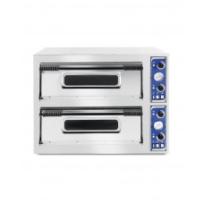 226971 Печь для пиццы Basic XL 66, 1000x1315x745 мм, 400В/18000Вт Hendi