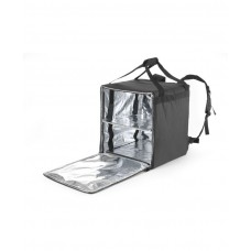 709801 Изотермический теплоизоляционный рюкзак для доставки еды 75л 410x410x(H)490/400x400x(H)470 / Термосумка -рюкзак Hendi (Хенди)