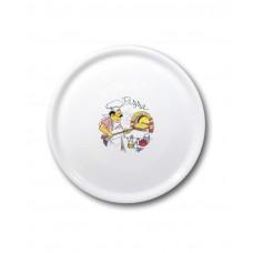 774892 Тарелка для пиццы Speciale, 330 мм - декорированная Hendi