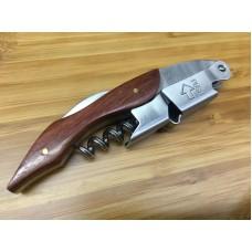 Нож для официанта, дерево 12.1x3x1.5 см JL0068-WS