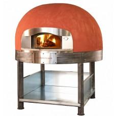 Печь для пиццы (пицца печь) на дровах Morello Forni LP100 Cupola Base