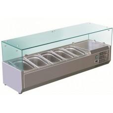 Витрина холодильная Forcold G-VRX1400-330