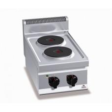 Плита электрическая профессиональная Bertos E7P2B