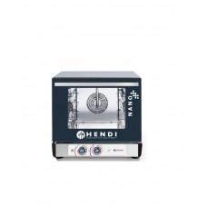 223352 Конвекционная печь с пароувлажнением HENDI NANO - 4x 450x340 мм,ручное управление Hendi