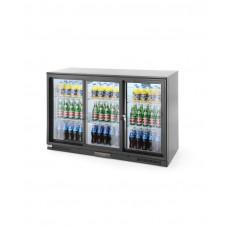 235836 Hendi (Хенди) 338л Шкаф холодильный барный на 3 двери