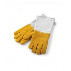 556689 Кожаные защитные перчатки - L 460 mm Hendi (Хенди)