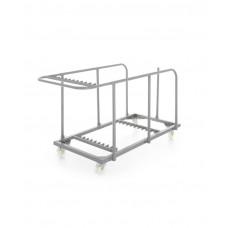 811221 Тележка для перевозки столов - 1800x850x(H)990 mm Hendi (Хенди)