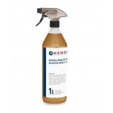 975039 Профессиональный моющий концентрат для грилей и печей, бутылка - 1 л Hendi
