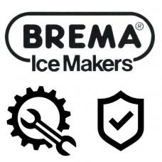Упорный подшипник 20686 для льдогенетатора Brema GB902 A-Q