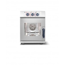 223208 Пароконвектомат HENDI NANO COMPACT 6x GN 2/3 – электрический, ручное управление Hendi
