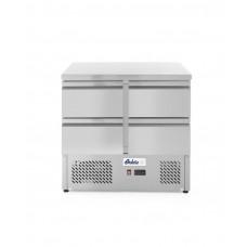 232767 Стол холодильный с 4 ящиками, 300 л Hendi