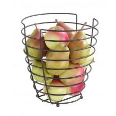 Купить 427187 Корзина для фруктов чёрная - ø230x(H)250 mm Hendi (Хенди)