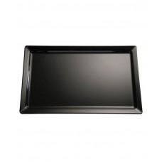 Купить 566114 Hendi (Хенди) Черный меламиновый поднос GN 1/2