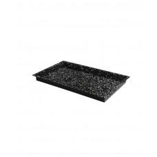 890158 Гастроемкость для пароконвектоматов GN 2/1 20 мм - эмалированная Hendi