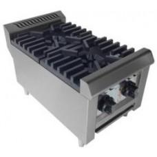 Плита газовая промышленная EWT INOX TTGC2