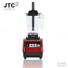 Высокомощный профессиональный блендер JTC OmniBlend V (1,5 л), бардовый TM-800B